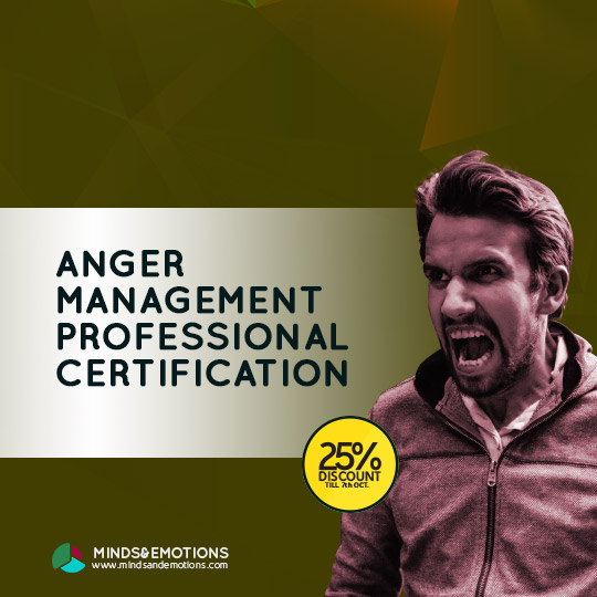 Anger Management Professional Certification
