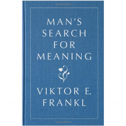 an analysis of mans search for meaning by viktor e frankl Viktor e frankl part one translated man's search for meaning: existential analysis, which takes several related forms—the school of.